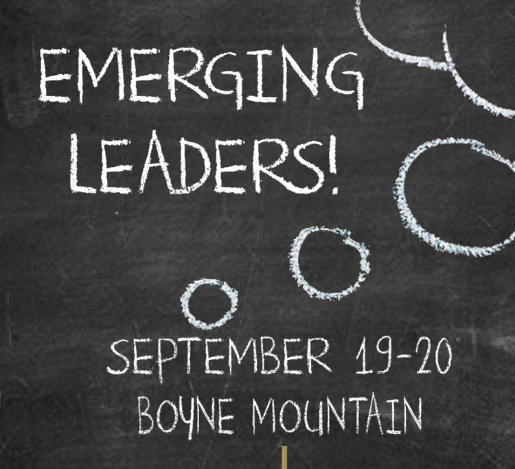 Emerging Leaders Conference - Boyne Mountain